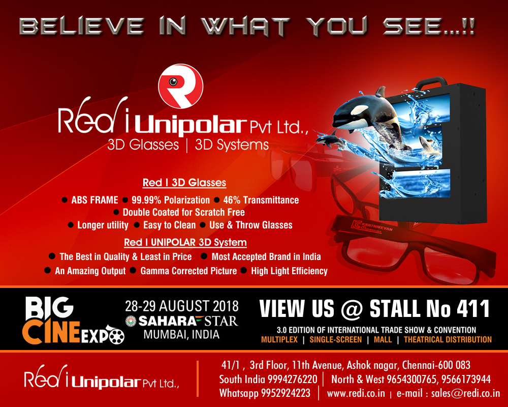 Red i Industries in chennai